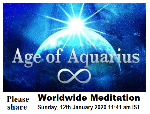 Images - IST time details of Age of Aquarius Meditation