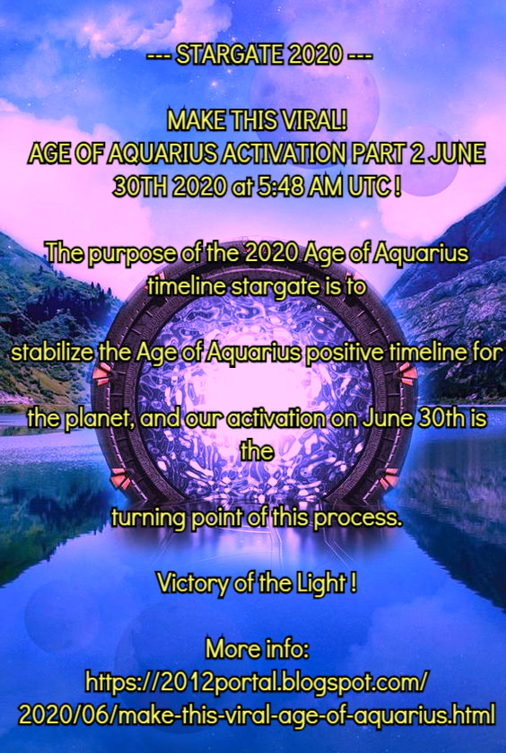 Stargate 2020 30th June 2020 at 5:48 AM UTC [11:18 AM IST]