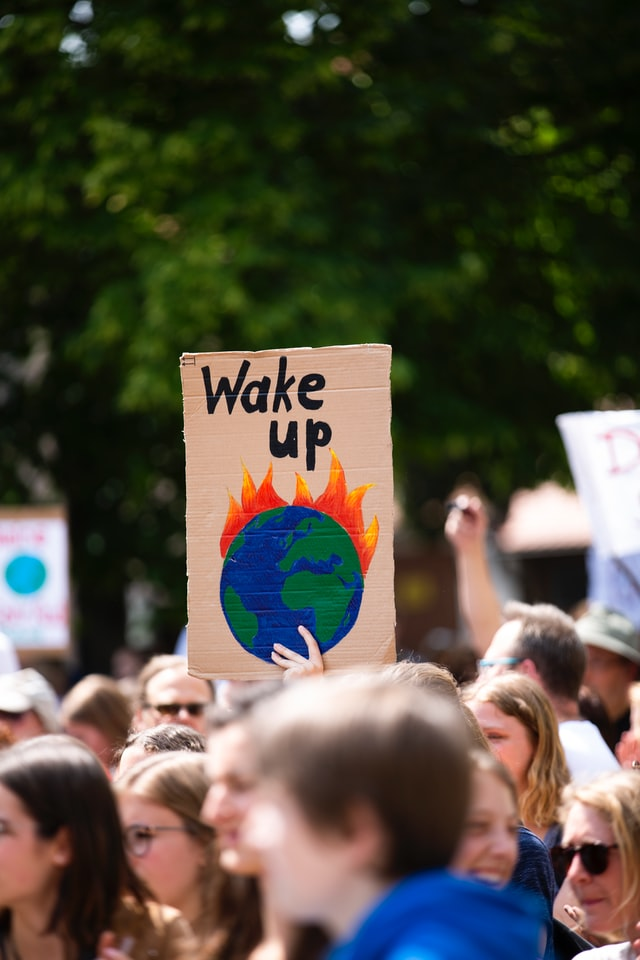 Wake up from अस्तव्यस्तता