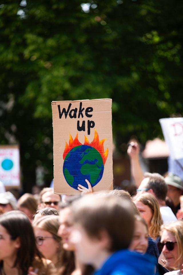 Wake up Earth